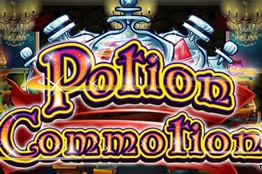 Potion Commotion Game Review