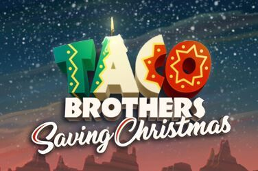 Taco Brothers Save Christmas Slot Game Review