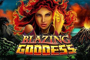 Blazing Goddess Slot Game Review