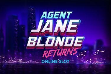 Agent Jane Blonde Returns Slot Game Review