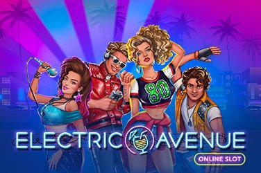 Electric Avenue Slot Game Review