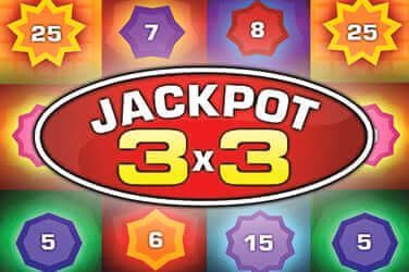 Jackpot 3x3 Game Review