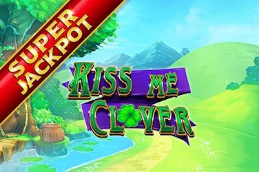 Kiss Me Clover Jackpot slot game Review