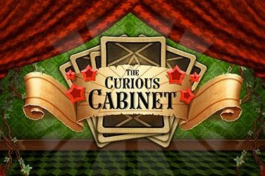 Curious Cabinet slot game