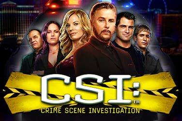 CSI: Crime Scene Investigation slot game